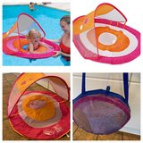 SwimWays Baby Spring Float Sun Canopy Pool Swimming Floaty in Stuttgart, GE