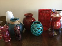 Vases in Joliet, Illinois