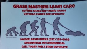 Grass Masters Lawncare in Fort Polk, Louisiana