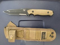 Bench Made Fixed Blade in Camp Pendleton, California