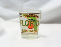 Shot Glass Florida Sunshine State Tequila Beer Bar Drink Party Wine Liquor in Kingwood, Texas