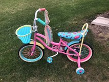 Girl's bike in Wheaton, Illinois