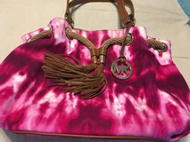 Michael Kors large tie dye tote purse in Fort Campbell, Kentucky