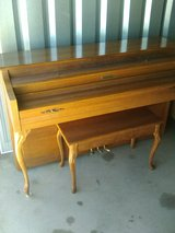 Piano with Bench in 29 Palms, California