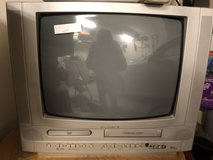 Magnavox TV with built in DVD and VCR in Camp Pendleton, California