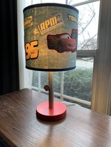 Kids Lamp from Cars Movie Lightning McQueen & Tow Mater in Aurora, Illinois