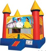 Atasca Jump Moonwalk Party Rentals in Houston, Texas