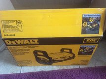 Dewalt Portable Power Station w/ Cordless 20 Volt Drill in Ramstein, Germany