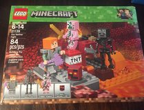 LEGO Minecraft set (NEW IN BOX) in Ramstein, Germany