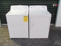 HOTPOINT washer & dryer (free delivery) credit card accepted in Camp Lejeune, North Carolina