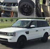 2011 Range Rover Luxery Sport in Fort Campbell, Kentucky