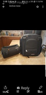 2 Brand new Nelson Rigg motorcycle travel bags in Joliet, Illinois