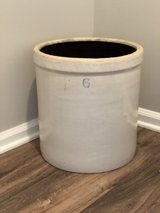 Old 6 Gallon Crock in Fort Campbell, Kentucky