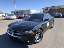 2014 DODGE CHARGER R/T SEDAN 4D V8 HEMI 5.7 LITER in Fort Campbell, Kentucky