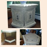 Six Sided End Table in New Lenox, Illinois