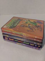 DVDS Scooby-Doo Episodes 5 Pack in Beaufort, South Carolina