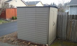 Storage Shed in Tacoma, Washington