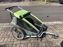 Bike buggy in Ramstein, Germany