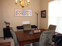 Dining Room Table and 4 Chairs in Joliet, Illinois