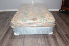 Twin size mattress by Sealy (boxspring Included) in Spring, Texas