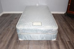 Twin size Sealy PostureCrest Mattress in Spring, Texas