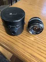 Olympus OM System G Zuiko 28 mm F 3.5 Lens in Case in Naperville, Illinois