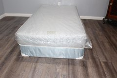 Twin size Double- sided mattress in Spring, Texas