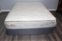 Full size Sealy Posturepedic mattress in Spring, Texas