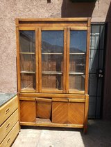 """China Cabinet """"As Is"""" in 29 Palms, California"""