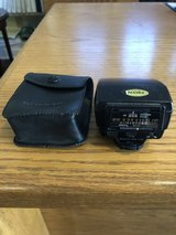 Olympus T-20 Electronic Flash with Case in Naperville, Illinois
