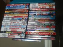 Used 160 DVDs in Nellis AFB, Nevada