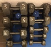 Dumbbells Priced to Sell in Ramstein, Germany