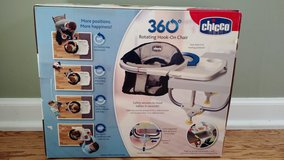 Chicco 360 Rotating Hook On Chair in Wheaton, Illinois