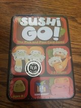 Sushi Go! - The Pick and Pass Card Game Brand New in Wheaton, Illinois