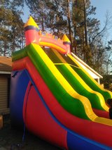 Bounce house rentals book for May 2020 in Cherry Point, North Carolina