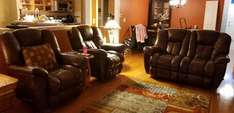 Lazyboy Recliner and Loveseat in Wheaton, Illinois