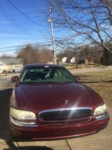 2001 Buick park ave. in Fort Campbell, Kentucky