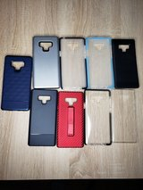 Samsung Galaxy Note 9 cases. €10/each or €15 for 2. in Ramstein, Germany