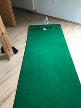 Big Moss Putting Green in Ramstein, Germany