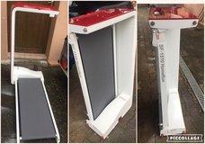 """220v treadmill - space saver 11"""" x 22"""" in Ramstein, Germany"""
