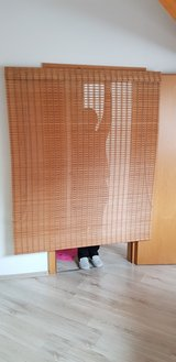 Bamboo Curtains in Ramstein, Germany