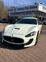 2015 Maserati Granturismo MC in Ramstein, Germany