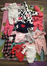 baby girl clothes and rug in Wiesbaden, GE