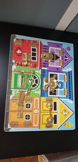 melissa and doug latch board in Ramstein, Germany