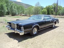 76 Lincoln Mark IV in Alamogordo, New Mexico