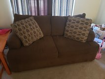 Couch, chair and ottoman in Naperville, Illinois