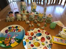Easter Decorations in Bolingbrook, Illinois