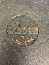 Lodge Cast Iron Skillet in Fort Campbell, Kentucky