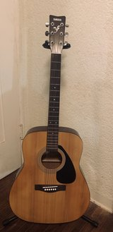 Yamaha Acoustic Guitar in Miramar, California