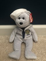 Ty Beanie Baby~ USS Ronald Reagan in Chicago, Illinois